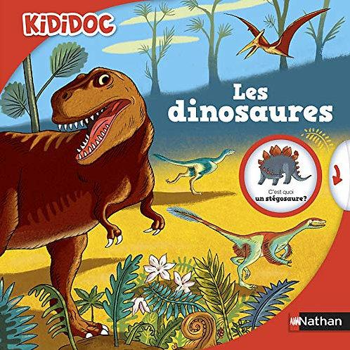 Nathan- Les dinosaures- Kididoc