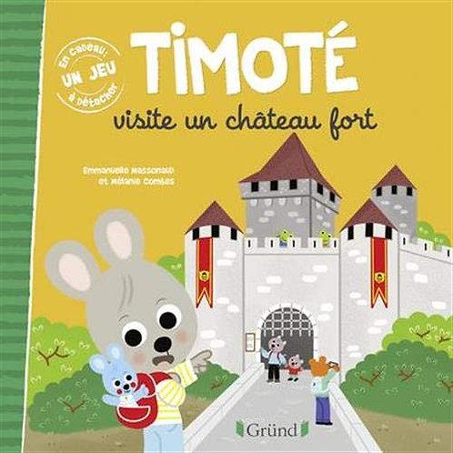 Grund - Timoté visite un château fort