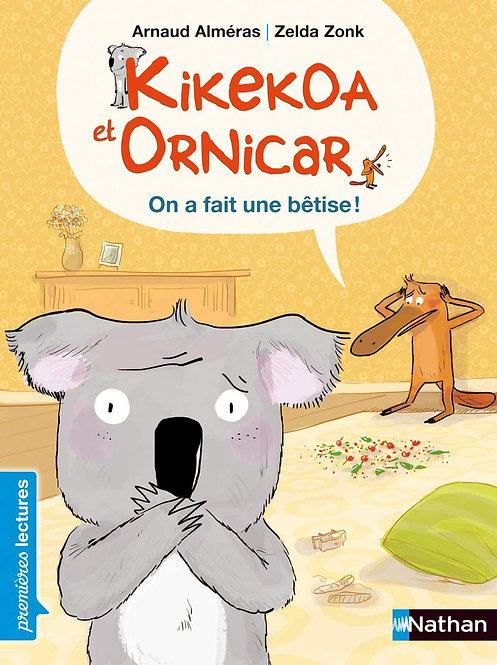 Nathan - Kikekoa et Ornicar - On a fait une bêtise - French edition