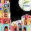 Thumbnail: Djeco-Blocks & Towers Topanifarm