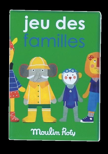 Moulin Roty - Jeu des familles