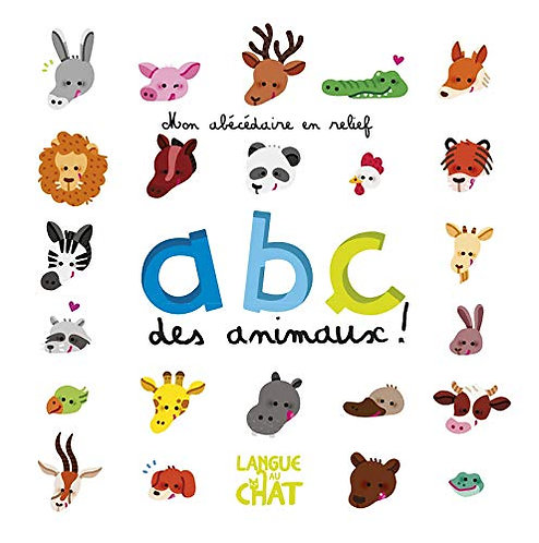 Langue Au Chat - ABC des animaux