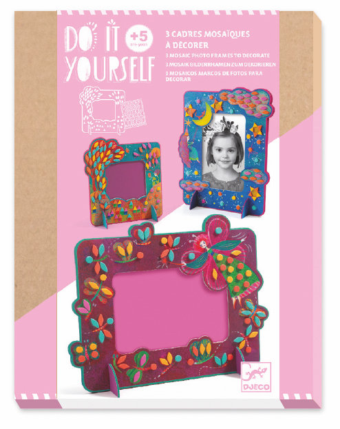Djeco - DIY Fairy-like frames