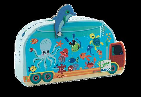 Djeco - The aquarium mini