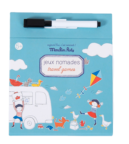 Moulin Roty - Travel games