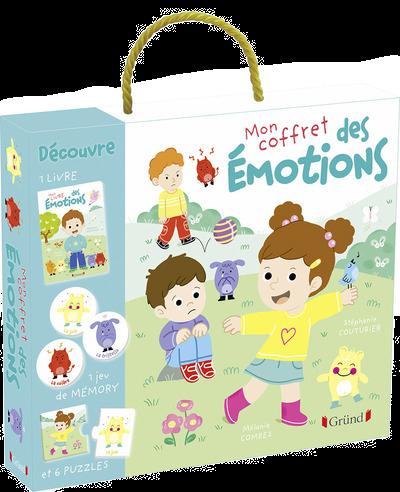Grund - Coffret des émotions in French