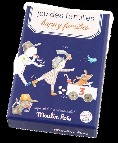 Moulin Roty - Happy families - Jeux des familles
