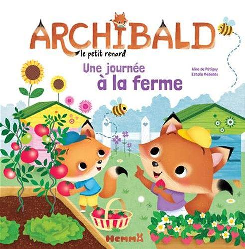 Hemma-  Archibald - Une journée à la ferme
