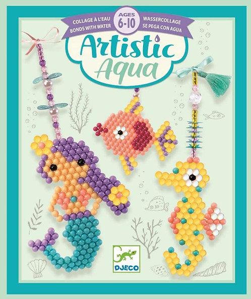 Djeco - LGA Artistic Aqua Sea Charm
