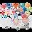 Thumbnail: Djeco - LGA Artistic Aqua Country Charm
