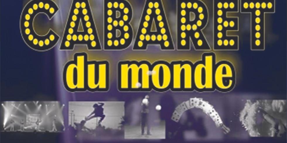 Le Plus Petit Cabaret du Monde - Talents Multiples