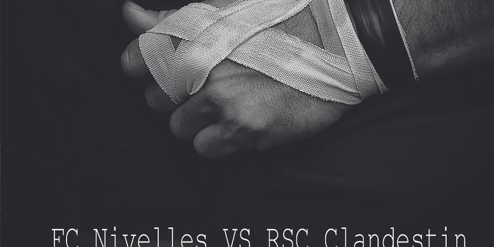 """La Mêlée """"Match Aller"""" - Nivelles VS Clandestins - Improvisation théâtrale"""