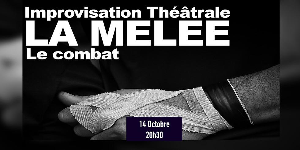 La Mêlée - Improvisation Théâtrale