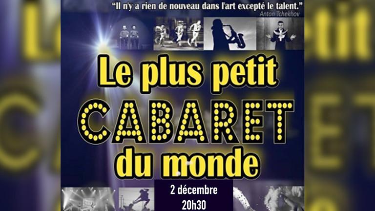 Le Plus Petit Cabaret du Monde