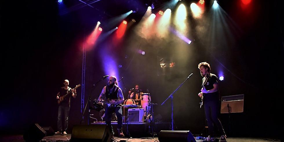 Piwi Leman Exposant 4 à Nivelles - Premier Concert Clandestin