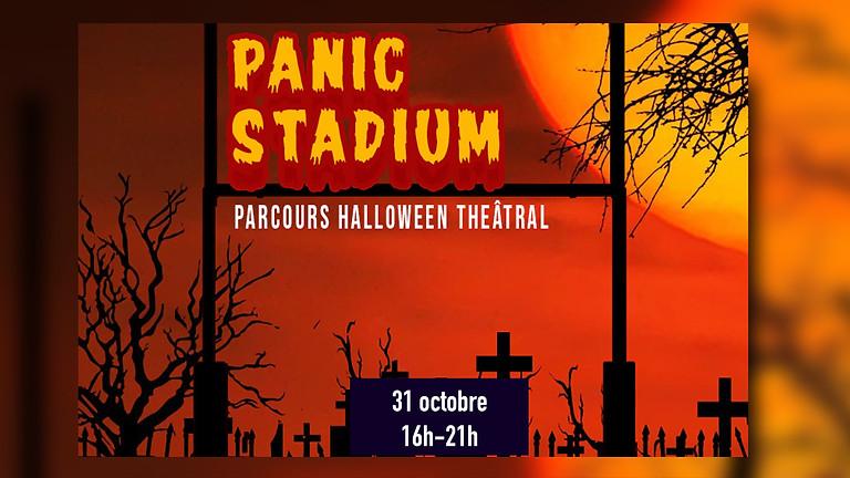 Panic Stadium - Halloween 31-10-2021 à 16h00