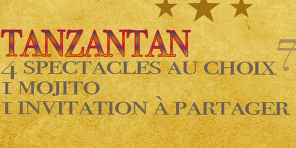 "L'Abonnement Clandestin ""TanZanTan"" Automne 2019"