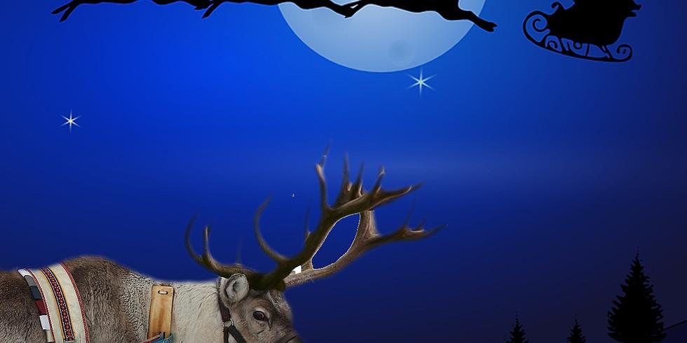 SPECTACLE ANNULE - Goûter de Noël théâtral - le 12/12/2020 à 15h au Waux-Hall de Nivelles