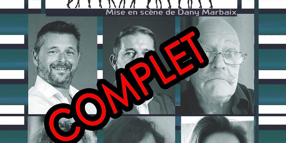 Crime et Confinement - le 18/09/2020 à 20h au Waux-Hall de Nivelles COMPLET