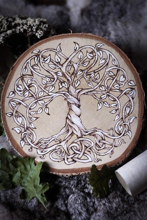 Arbre de Vie - Entrelacs Celtiques