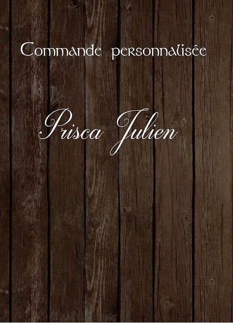 Prisca Julien (Partie 2/2)