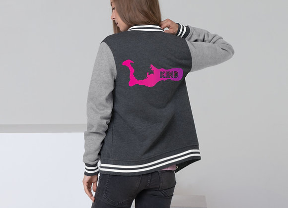 """""""CaymanKind"""" Women's Letterman Jacket"""