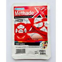 MethadeX - 10 mg Methandienone. 100 tabl