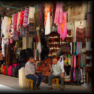 Old City Shopping
