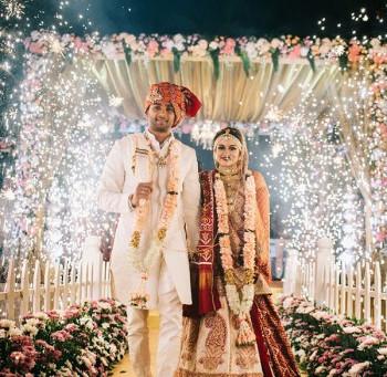 Aditya And Anushri