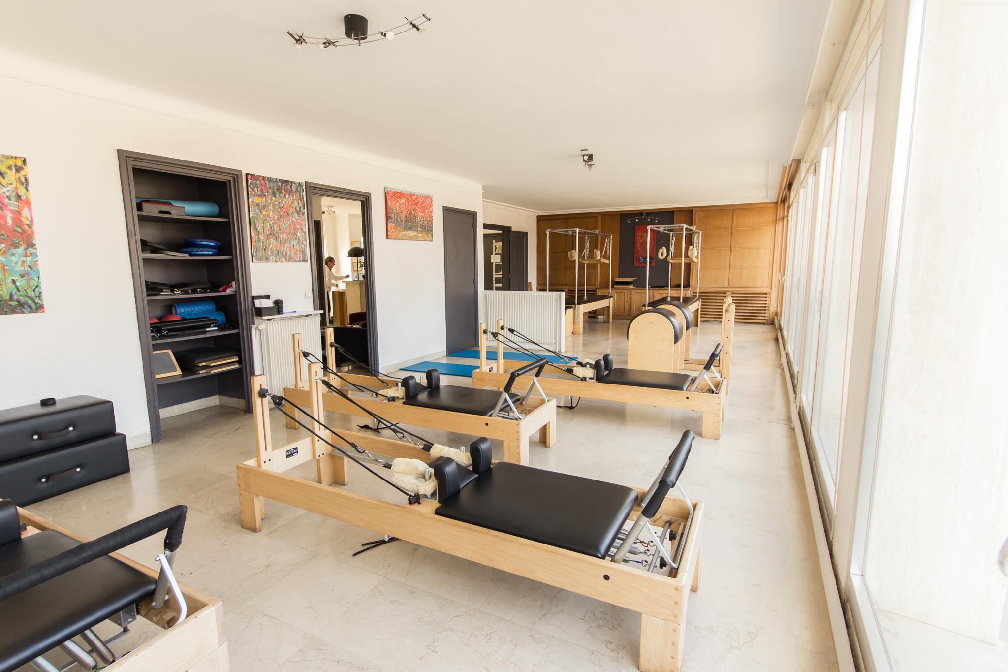 Salle de Pilates