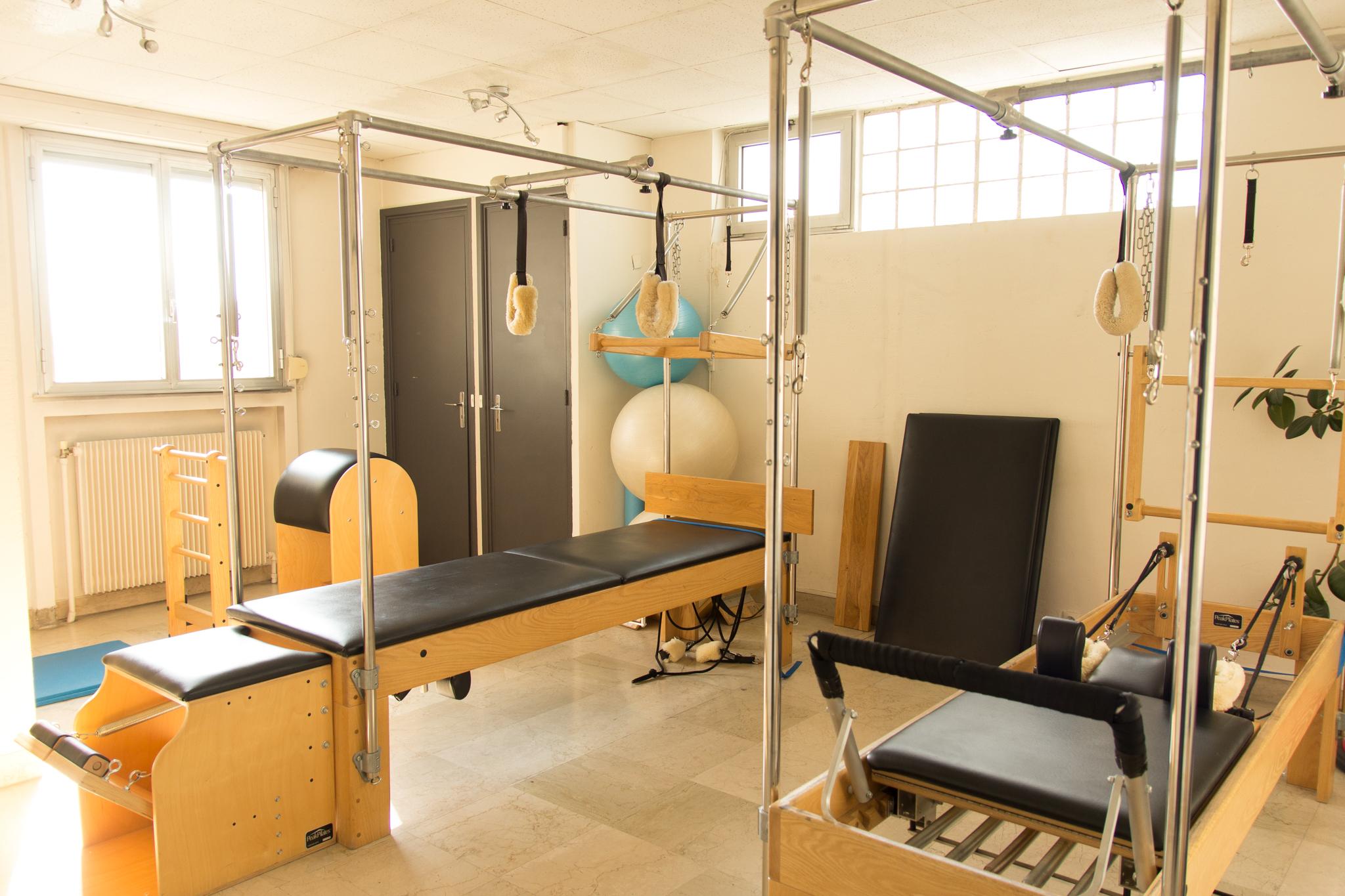 Salle de Pilates 2