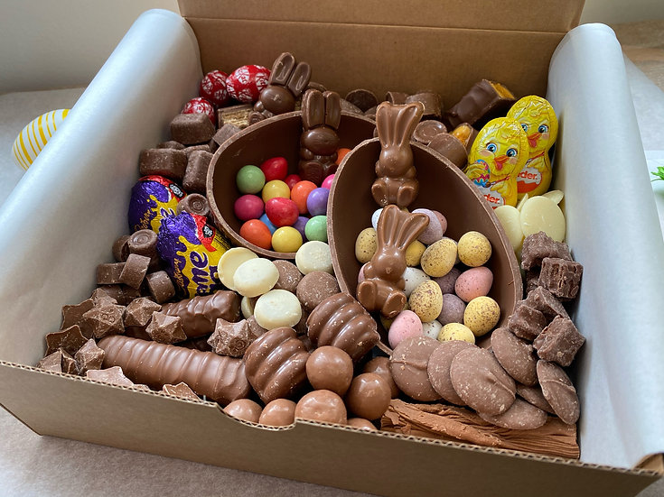EASTER FAMILY CHOCOLATE BOX