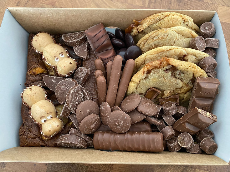 SWEET GRAZING BOX - WITH BAKES