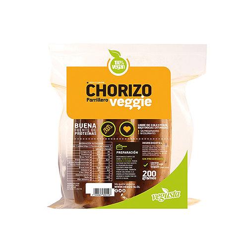 Chorizo vegusta 200g.