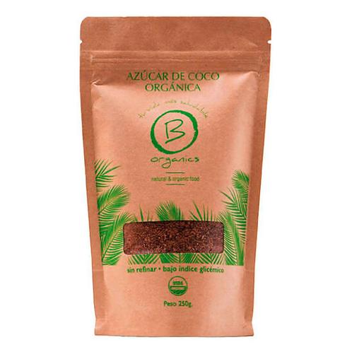 Azucar de Coco Be Organic 250gr.