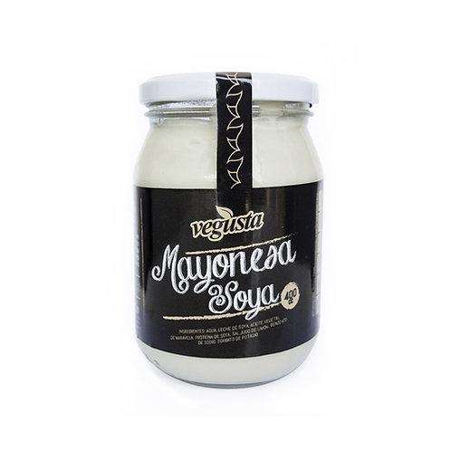 Mayonesa de soya Vegusta 400g.