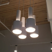 Ceiling Mounted Fixture