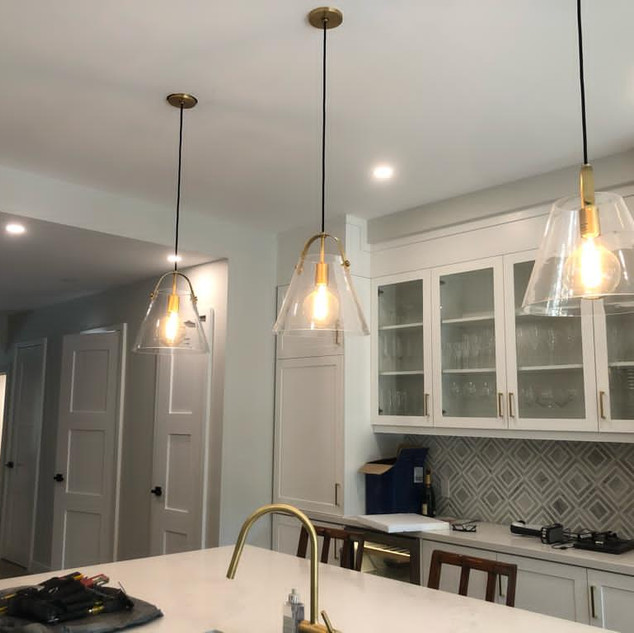 Potlights & Pendant Fixtures