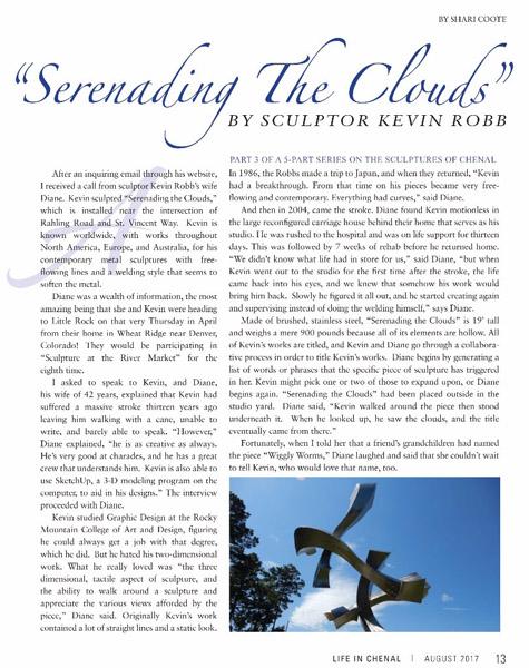 Seranading the Clouds