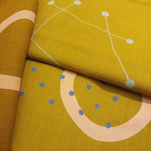 hand screen printed scarf - by Tessuti Scotland