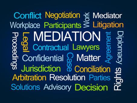 Médiations et conflits entre associés ( en couple)