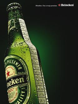 Uma cerveja premium