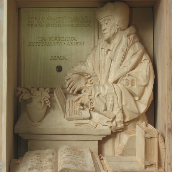Erasmus's First Attempt at the Computer.