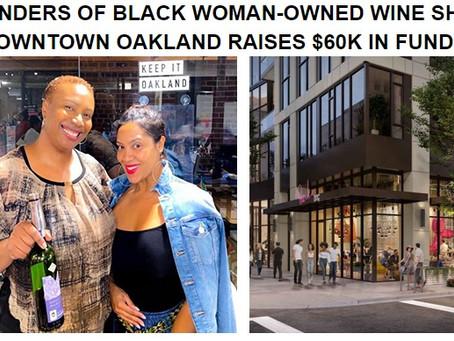 Black News Scoop Features CoCo Noir Wine Shop & Bar For Raising $60k!
