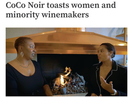 CoCo Noir Wine Shop & Bar Featured on Berkeleyside.com