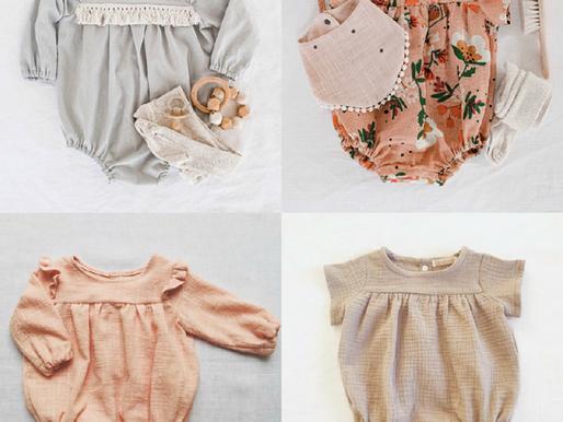 Sweet Sewing With ShakaLaka Babies & Kids' Sewing Patterns