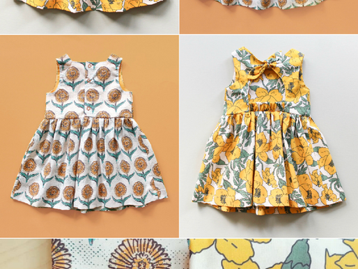 """""""I made it myself!"""" Easy Sewing Patterns for Babies & Kids with Oh Me Oh My Sewing"""