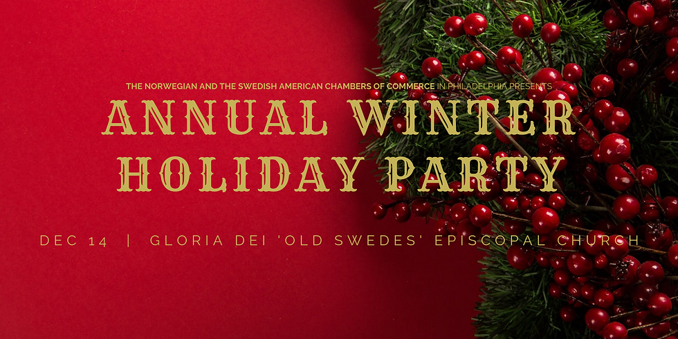 Annual Winter Holiday Party