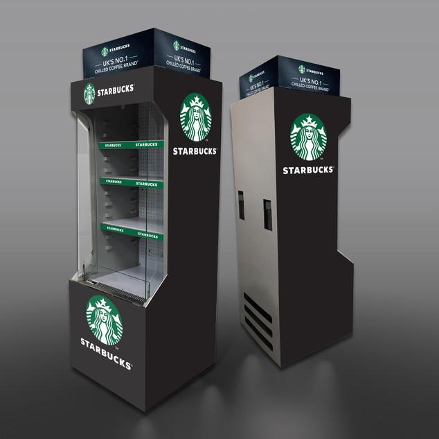 Starbucks Large Chiller