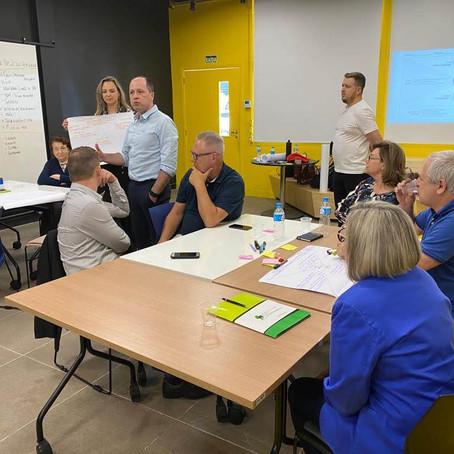 Rituais colaborativos como chave para engajar o time no planejamento estratégico